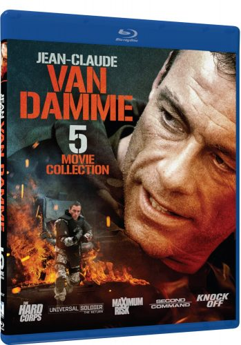 Review: Jean Claude Van Damme 5 Movie Pack