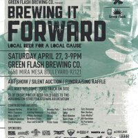 Green Flash Brew it Forward: Washington Skate Park