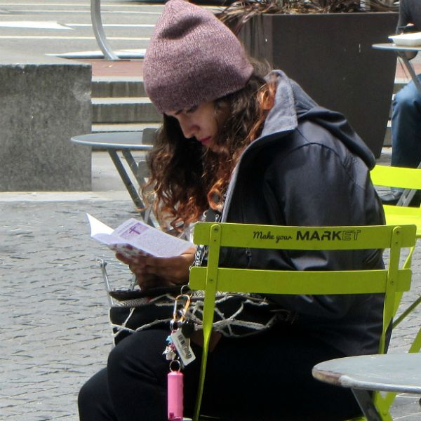 SIERRA READS TRACT AT FIRST AND MARKET ST.