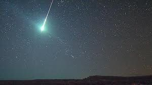 Meteor fall