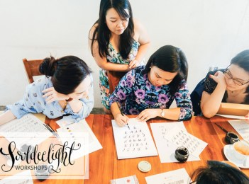 Souldeelight Workshop | Flourish and Florals