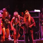 George Clinton and Parliament Funkadelic perfo...