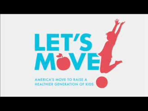 Beyonce Surprises Harlem School for Let's Move! Flash Workout Event