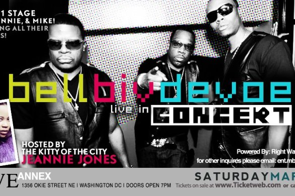 BBD Live at Love Annex in Washington DC