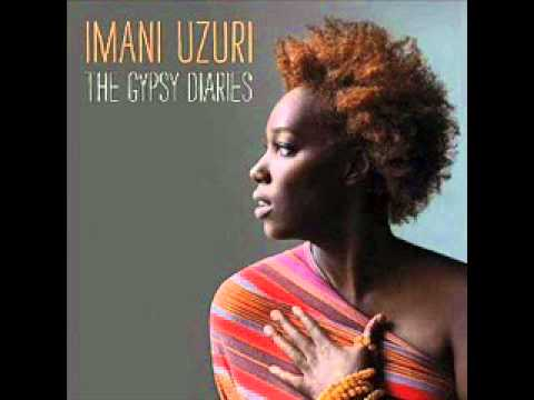 Imani Uzuri-  The Gypsy Diaries Album Review by Victoria Shantrell Asbury