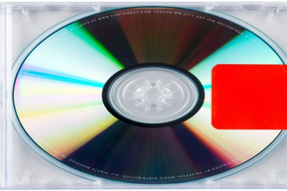 Kanye West - Yeezus Album Art FULL ALBUM DOWNLOAD