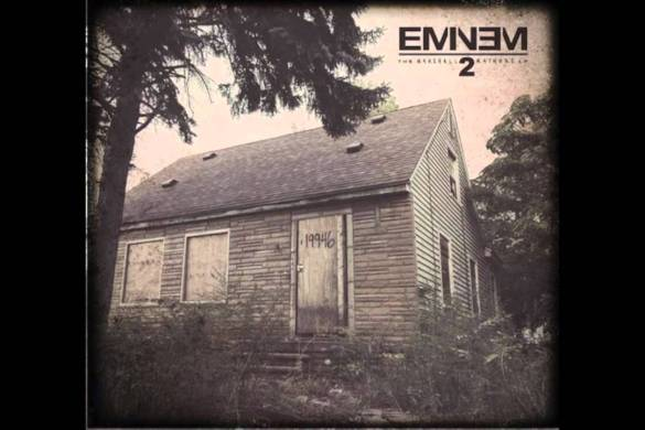 Eminem- The Marshall Mathers LP 2 Album Review by Yvorn Aswad @Eminem