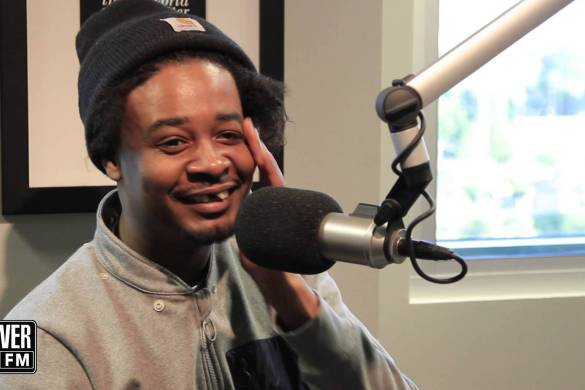 Danny Brown Interview on LA POWER 106 [VIDEO]