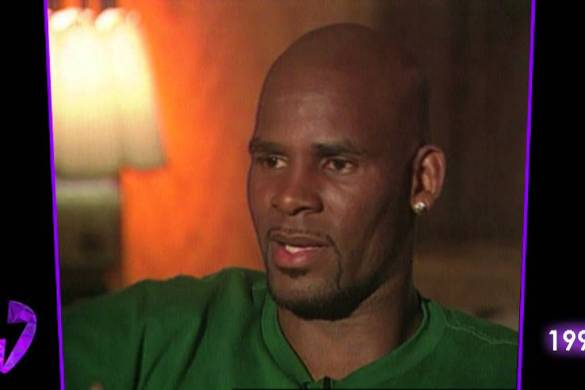 Happy Birthday, R. Kelly! 01/08/1967 [VIDEO] [RARE INTERVIEW] @rkelly