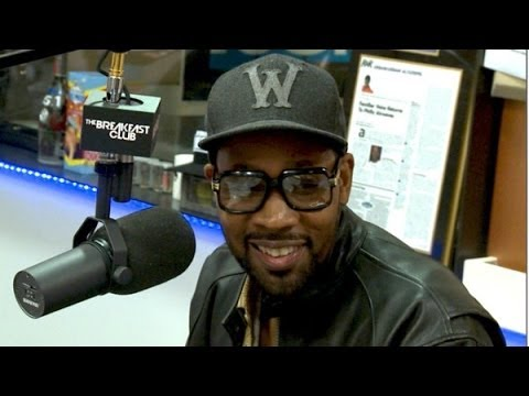 RZA on The Breakfast Club [FULL VIDEO] @rza @breakfastclubam