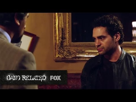 @RZA Network TV Premeiere on Fox Gang Related TONIGHT