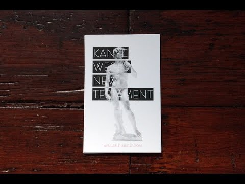 Kanye West – The New Testament [FULL VIDEO] @KanyeWest