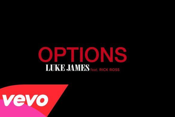 """New Music from Luke James """"Options"""" – ft Rick Ross @whoisLukeJames"""