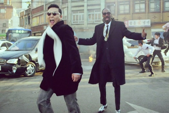 """Psy and Snoop Have a """"Hangover"""" [FULL VIDEO]"""