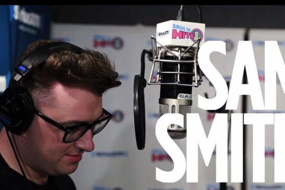 """Sam Smith Covers """"How Will I Know?"""" @samsmithworld"""