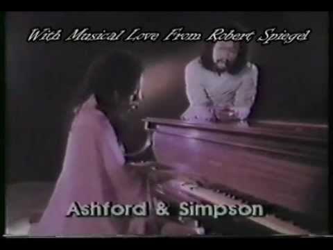 Ashford and Simpson – Is It Still Good to Ya? [RARE VIDEO]