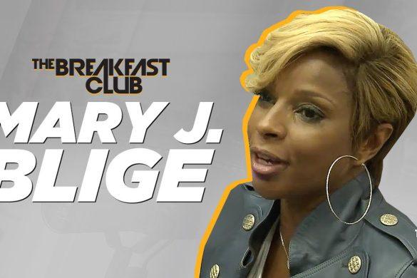 Mary J Blige Interviews With the Breakfast Club [FULL VIDEO] @breakfastclubam @maryjblige