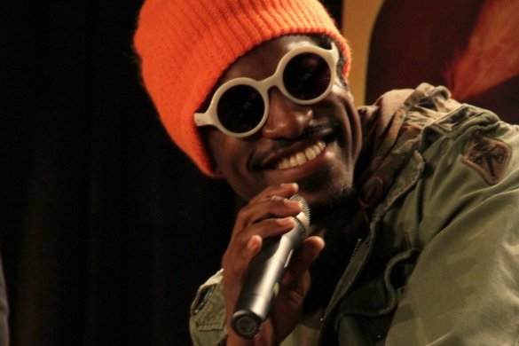 Andre 3000 - You Can Do Anything from Atlanta