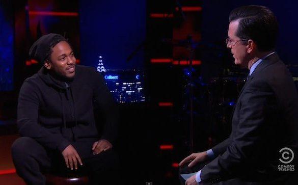 Kendrick Proclaims The Black Man Don