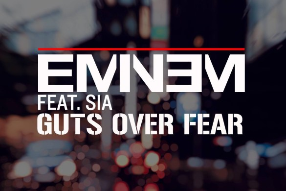 Eminem Guts Over Fear Ft Sia