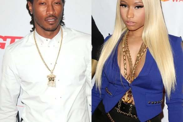 Future and Nicki Minaj are Rockstars