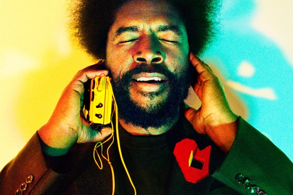 The Roots of Questlove