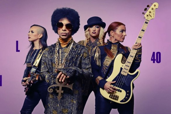 Prince SLAYS for Eight Full Minutes on Saturday Night Live