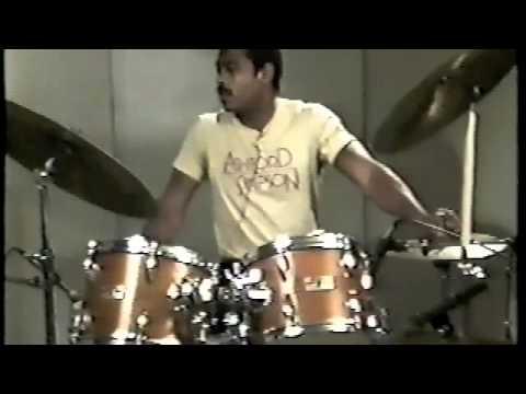 Yogi Horton Drum Lesson Funk/R&B [VIDEO]