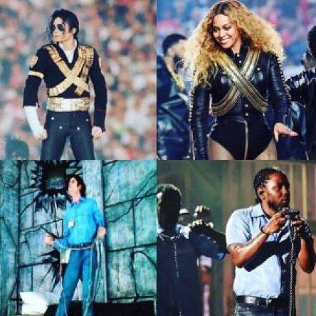 MJ Beyonce Kendrick