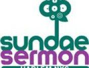 Sundae Sermon Logo