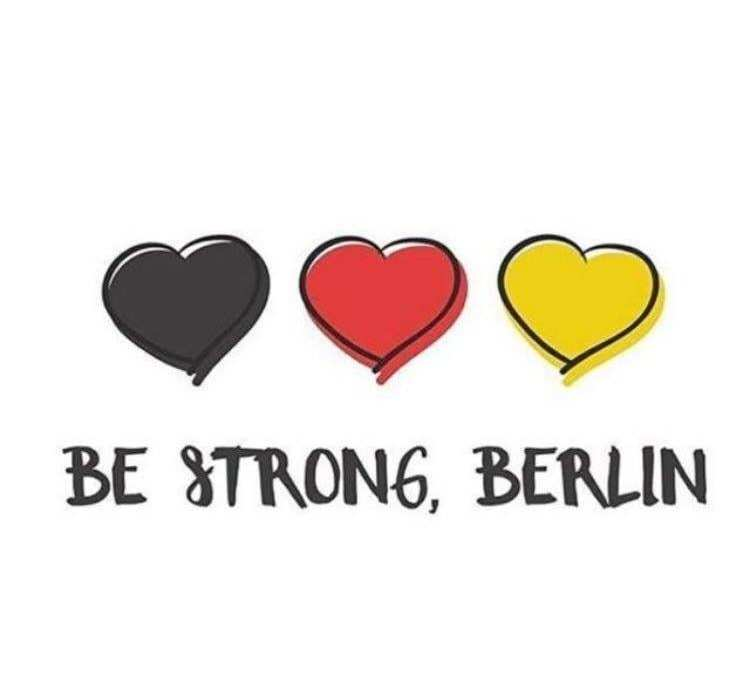 """""""BE STRONG"""""""