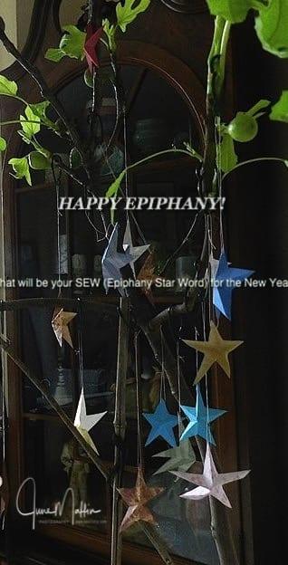 """HAPPY EPIPHANY!"""