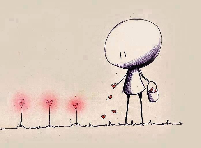 """""""LET'S PLANT LOVE SEEDS"""""""