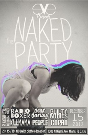 NakedPartyDec22Eve