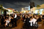 Thousand of diners enjoying Giralda Under the Stars.
