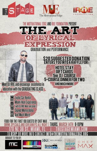 Lyrical-Expression-Event-ME-and-IRIE-Foundation-March-14th