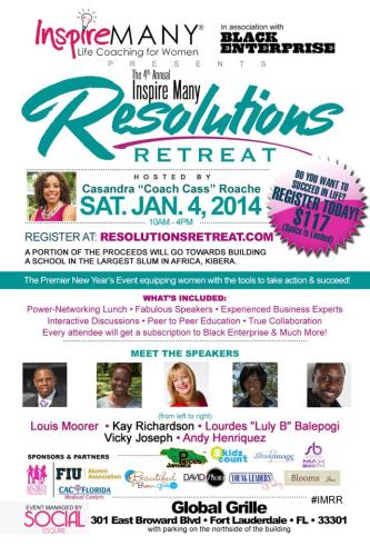 Resolutions-Retreat