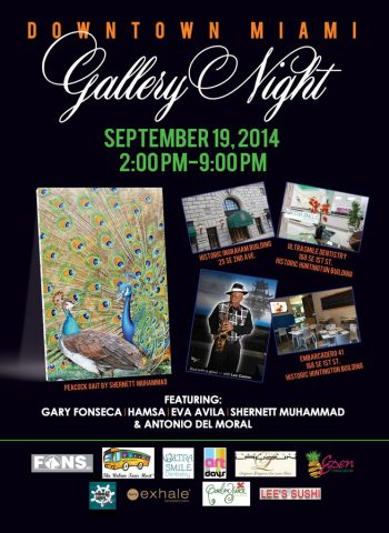 Gallerynight
