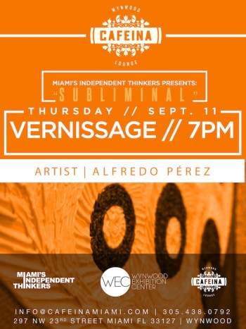 Vernissage-AlfredoPerez