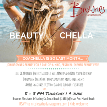 The-Brownes-Beauty-Chella-Invite