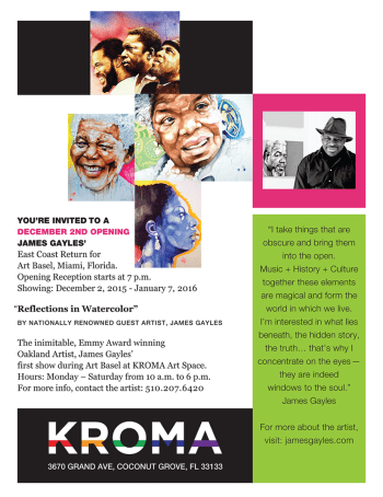 James-Gayles-KROMA-Flyer