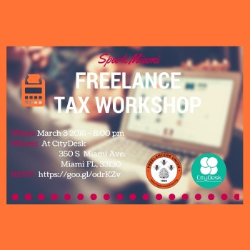 FreelanceTaxWorkshop