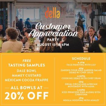 Della-Test-Kitchen-Appreciation-Day1