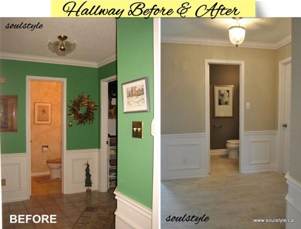 Hallway B&A