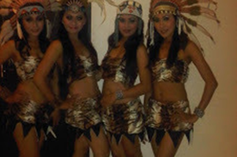 Jungle Dancer Bali