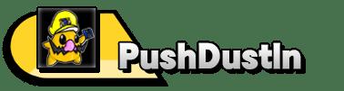 PushDustIn