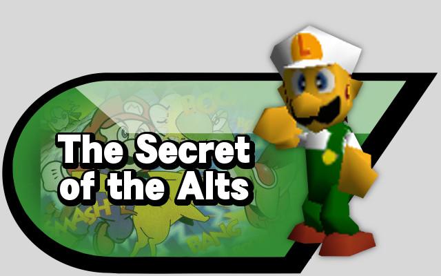 Secret of alts