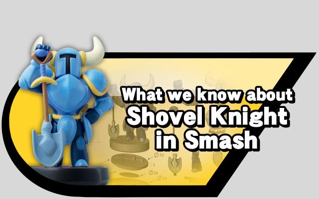 we know shovel knight