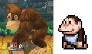 DK-Jr Comparison