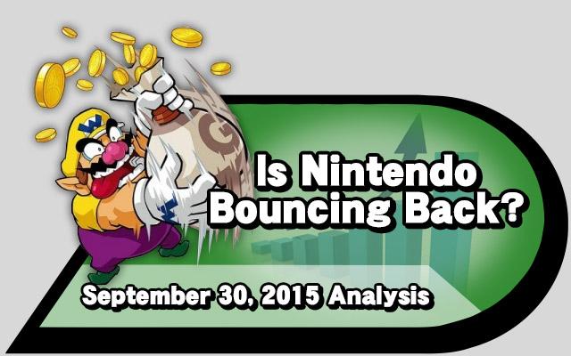 Nintendo Bakc Sales